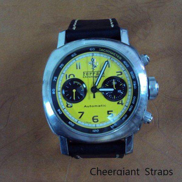 FS:Svw654~660 Some custom straps include AP ROO,Axcent,Bund style strap,Ferrari Granturismo Panerai.Cheergiant straps 26