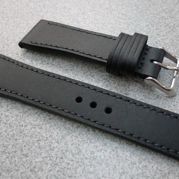 20 and 22 mm hand made straps 25