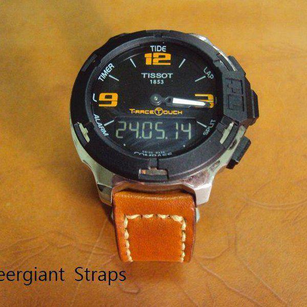 FS:Some SEVENFRIDAY & Corum croco strap & Tissot T-Race Touch AnaDigi leather strap.Cheergiant strap 19