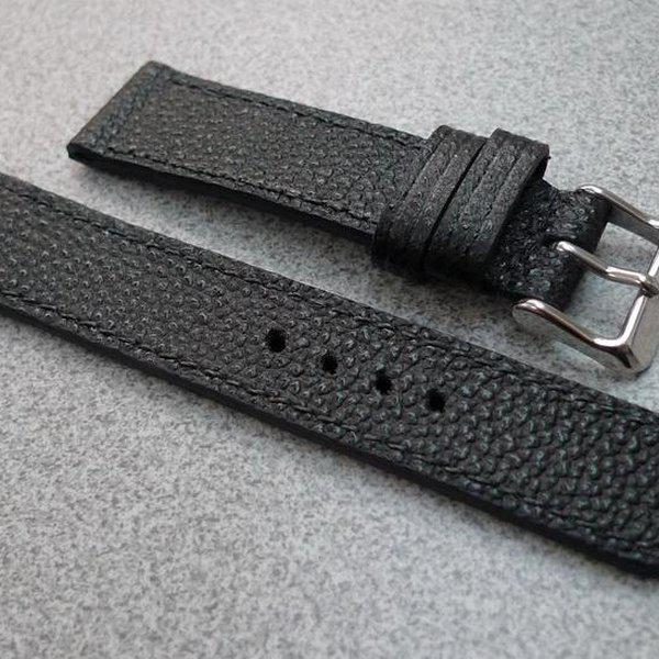 20 and 22 mm hand made straps 1