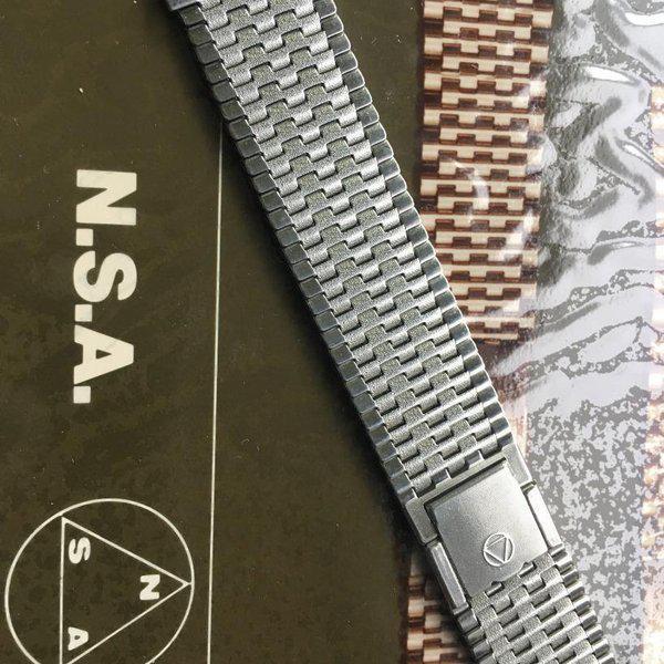 Novavit Swiss NSA 1960s bracelets, Long & XL ones to order 32